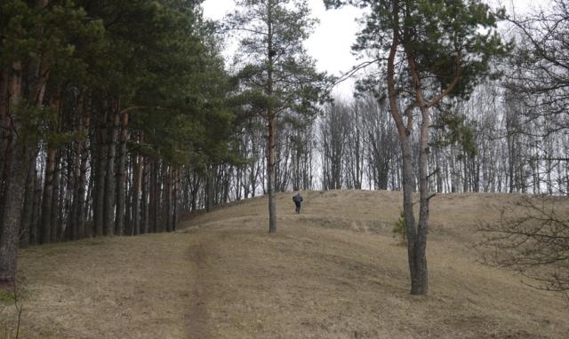 Klan zorganizował bieg w terenie w okolicach Wilna