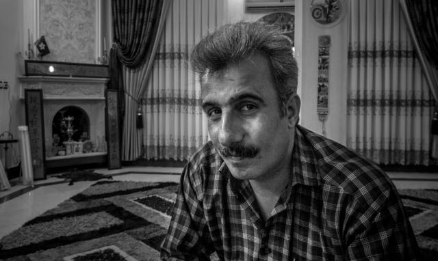 Waldemar Kratkowski Iran 17
