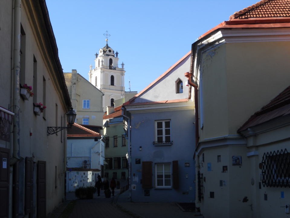 Wilno Ulica Literacka