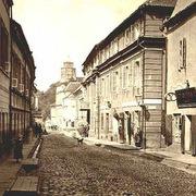 Ulica Wielka 1880r. Wilno