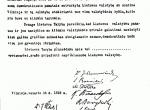 Niepodległość Litwy 1918r.