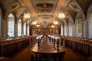 Sala Franciszka Smuglewicza - Biblioteka Uniwersytetu Stefana Batorego w Wilnie