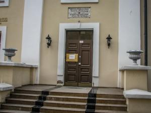 Budynek obok Celi Konrada w którym był więziony Adam Mickiewicz