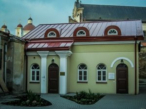 Cela Konrada w Wilnie