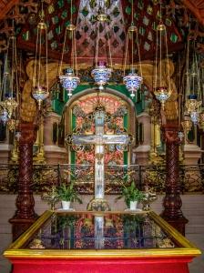 Relikwie prawosławnych świętych. ©Krzysztof Mizera