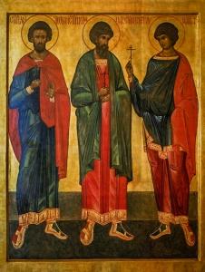Antoni, Jan, Eustachy - Wilno