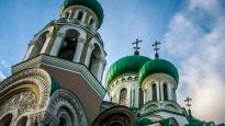 Wilno - Cerkiew św. Konstantyna i Michała