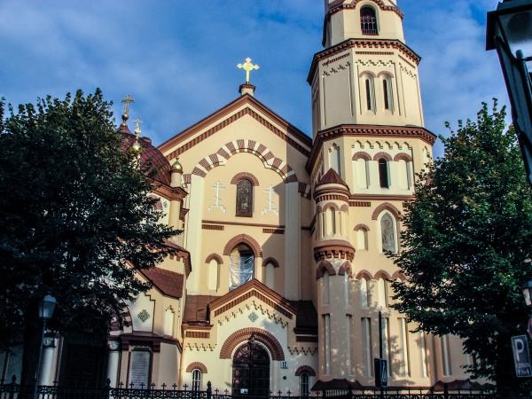 Wilno - cerkiew św. Mikołaja
