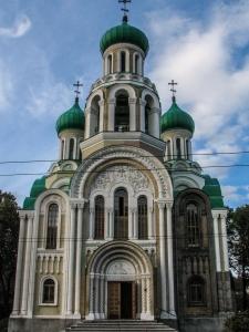 Cerkiew św. Konstantyna i św. Mikołaja Wilno