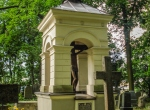 Cmentarz Bernardyński - kaplica