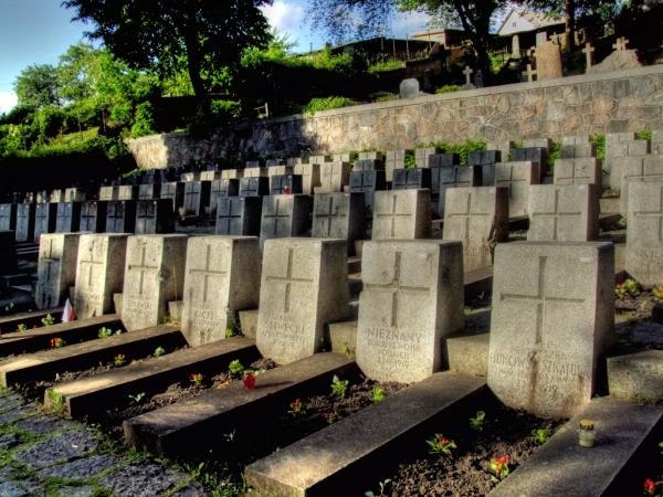 Rossa cmentarz, Wilno