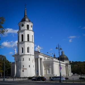 Katedra wileńska, dzwonnica, Wilno