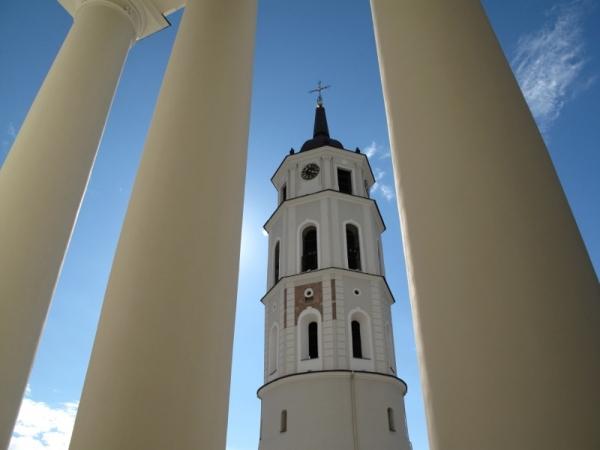 Katedra wileńska - dzwonnica