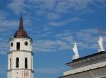 Pomniki nad Katedrą wileńską