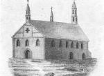 Katedra 1387 r. - Wilno