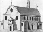 Katedra 1538r. - Wilno