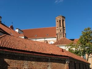 kościół bernardyński wilno