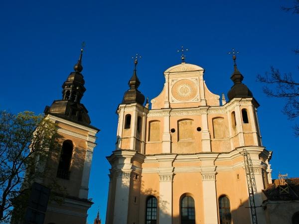 Kościoł św. Michała Wilno