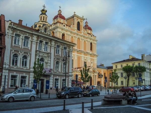 Kościół św. Kazimierza w Wilnie