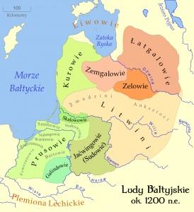 Bałtyckie ludy