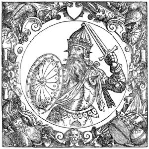 """""""Sarmatiae Europeae descriptio, quae regnum Poloniae, Letyaniam, Samogitiam, Russiam, Massoviam, Prussian, Pomeraniam, Livoniam, et Moschoviae, Tartariaeque partem complectitur"""". Krakow. 1578. (Domena publiczna)"""