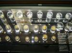 Ekspozycja złotych monet - Muzeum pieniądza