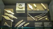 Ekspozycja w Muzeum pieniądza - Pieniądze IX - XV w.