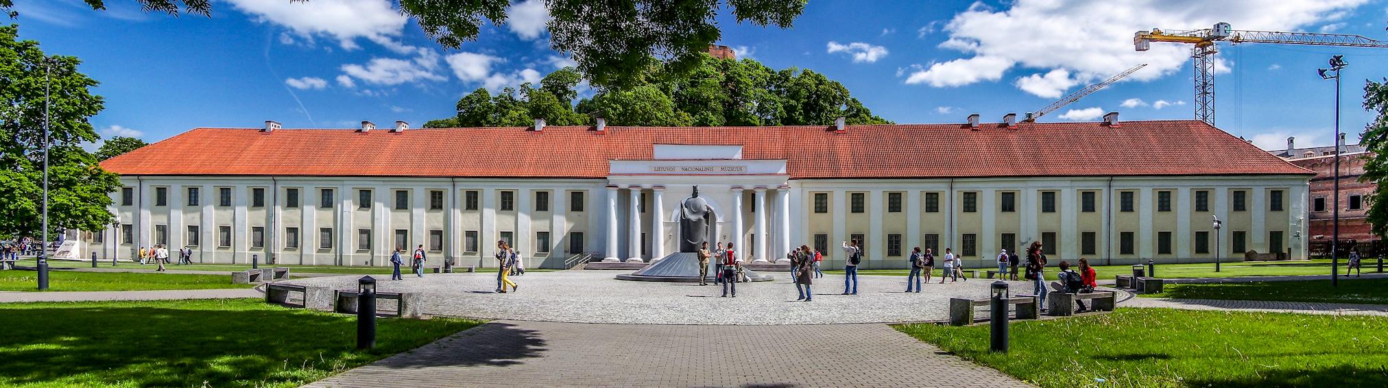 Litewskie Muzeum Narodowe - Nowy Arsenal
