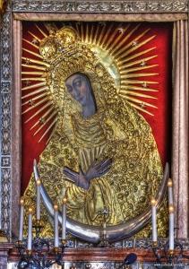 Obraz Matki Boża Ostrobramska w Wilnie