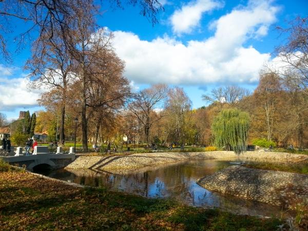 Park Serejkiszki