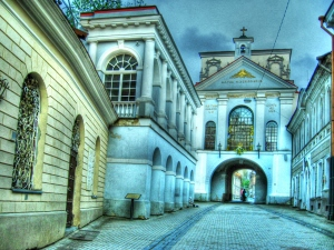 Kaplica Ostrobramska w Wilnie
