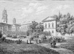 Dawny Pałac biskupa wileńskiego Ignacego Jakuba Massalskiego, obecnie Pałac Prezydencki