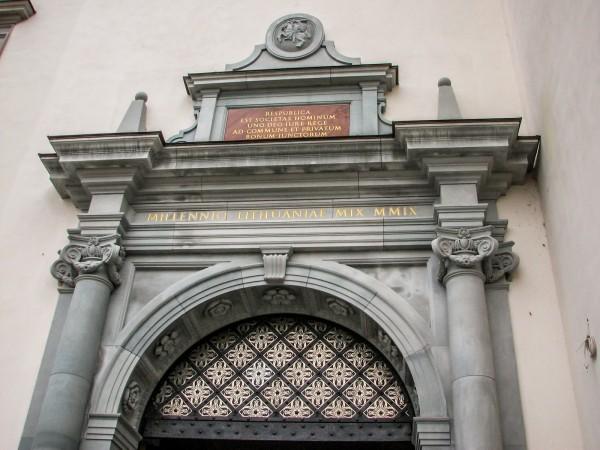 Pałac Władców w Wilnie