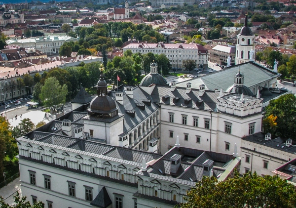 Zamek Wielkich Ksiazat Litewskich