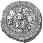 Pieczęć Wielkiego Księcia Litewskiego - Witolda Wielkiego