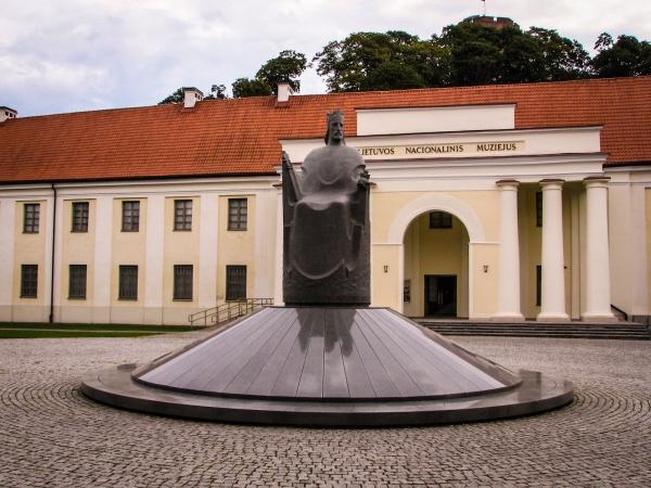 książę litewski Mendog