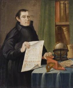 Tomasz Żebrowski - polski astronom i architekt, jezuita.
