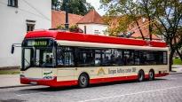 Trolejbus Wilno, Litwa