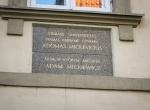 Ulica Bernardyńska - Adam Mickiewicz (Bernardinų g.)