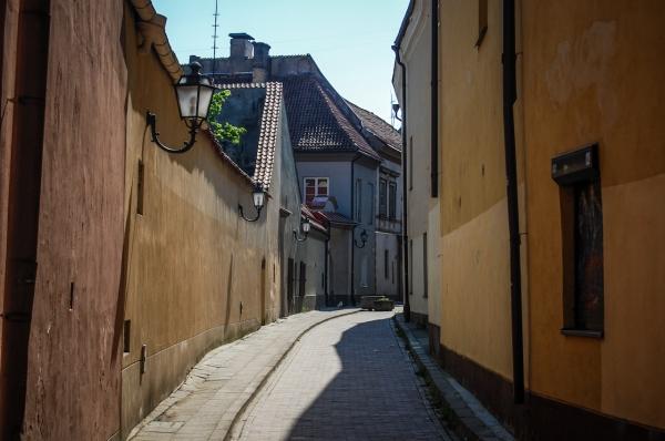 Zaułek Bernardyński (Ulica Bernardyńśka)