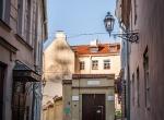 Ulica Literacka - dom w którym mieszkał Adam Mickiewicz