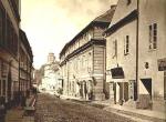Stare Wilno - Ulica Zamkowa (w stronę Katedry Wileńskiej)