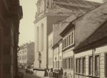 Ulica Zamkowa (kościół św. Janów - Uniwersytet Wileński). Stare Wilno
