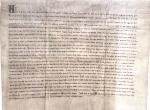 Porozumienie pokojowe podpisane w roku 1323.