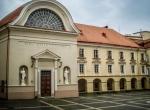 Uniwersytetu Wileński - Wielki dziedziniec