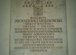 Płyta pamiątkowa - Walerian Protassewicz