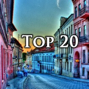 Warto zwiedzić w Wilnie Top20 - Zarzecze