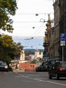J. Basanavičiaus g. Vilnius