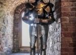 Zbroja rycerska - Wieża Giedymina
