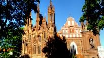 Kościół św. Anny - Zakątek bernardyński